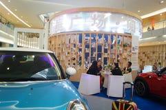 Shenzhen, China: Book Reading Lounge Royalty Free Stock Images