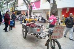 Shenzhen, China: boy Royalty Free Stock Photos