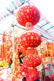 Shenzhen china: buying and selling the spring fest Stock Images