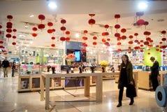 Shenzhen, china: center city landscape Royalty Free Stock Photography