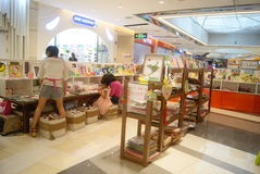 Shenzhen, China: Children's arts and crafts products workshop Stock Photography