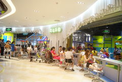 Shenzhen, China: Children's entertainment city Stock Photo
