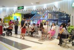 Shenzhen, China: Children's entertainment city Stock Image