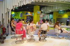 Shenzhen, China: Children's entertainment city Royalty Free Stock Photo