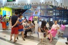 Shenzhen, China: Children's entertainment city Royalty Free Stock Image
