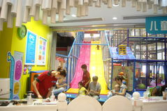 Shenzhen, China: Children's entertainment city Royalty Free Stock Images