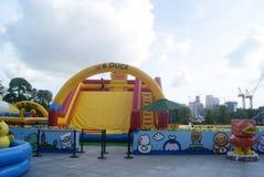 Shenzhen, China: Children's paradise Royalty Free Stock Images