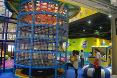 Shenzhen, China: Children's Recreation Area Stock Image