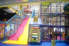 Shenzhen, China: Children's Recreation Area Stock Photo