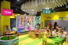 Shenzhen, China: Children's Recreation Area Stock Images