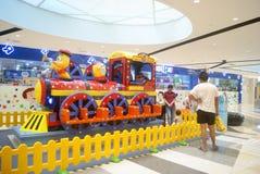 Shenzhen, China: Children's Recreation Area Royalty Free Stock Photo