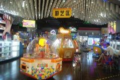 Shenzhen, China: Children's Recreation Area Stock Photography