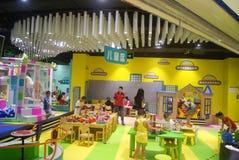 Shenzhen, China: Children's Recreation Area Royalty Free Stock Image