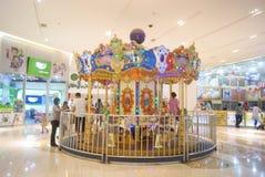 Shenzhen, China: Children's recreation center Stock Photos
