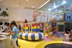 Shenzhen, China: Children's recreation center Stock Photo