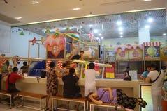 Shenzhen, China: Children's recreation center Royalty Free Stock Photos