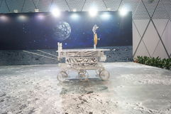 Shenzhen, China: Chinese Lunar Exploration Program science Awareness Week activities Royalty Free Stock Photo