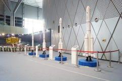 Shenzhen, China: Chinese Lunar Exploration Program science Awareness Week activities Stock Image