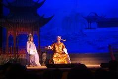 Shenzhen, China: Chinese opera performances Stock Images