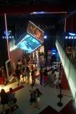 Shenzhen, China: Cinema interior landscape Royalty Free Stock Images