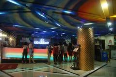 Shenzhen, China: Cinema interior landscape Stock Images