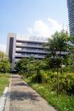 Shenzhen, China: City Building Royalty Free Stock Photo