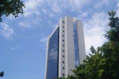 Shenzhen, China: City Building Stock Photo