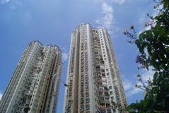 Shenzhen, China: City Building Stock Photos