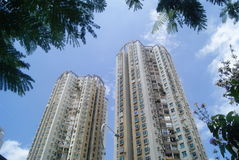 Shenzhen, China: City Building Stock Images