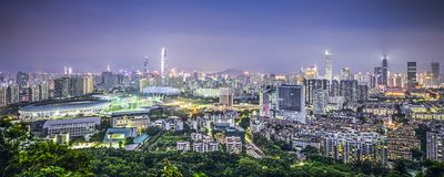 Shenzhen, China Stock Image