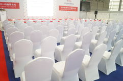 Shenzhen, China: Conference Hall Royalty Free Stock Photos