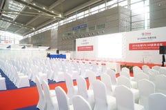 Shenzhen, China: Conference Hall Stock Image
