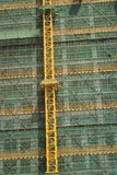 Shenzhen, China: in the construction of buildings Royalty Free Stock Image