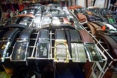 Shenzhen, China: correa de la venta Imagen de archivo libre de regalías