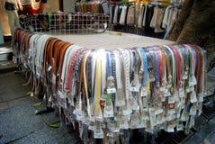 Shenzhen, China: correa de la venta Fotografía de archivo libre de regalías