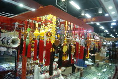 Shenzhen, China: craft ornaments Stock Images