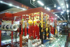 Shenzhen, China: craft ornaments Stock Photo