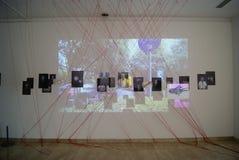 Shenzhen, China: creative exhibition Stock Photos