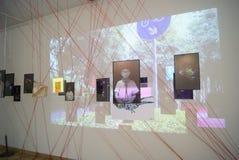 Shenzhen, China: creative exhibition Stock Images