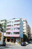 Shenzhen china: the dafen painting village Stock Images