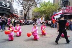 Shenzhen china: dance performance Stock Photo
