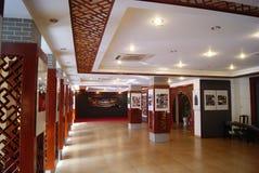 Shenzhen china: documentary photography exhibition Stock Image