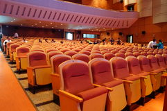 Shenzhen, China: the elderly performances Stock Photo