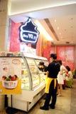 Shenzhen china: enjoy the food Stock Images