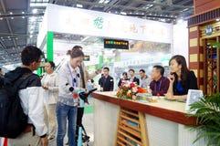 Shenzhen, China: Feria de alta tecnología Imágenes de archivo libres de regalías