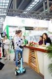Shenzhen, China: Feria de alta tecnología Fotografía de archivo