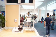 Shenzhen, China: Feria de alta tecnología Fotos de archivo