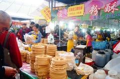 Shenzhen, China: Festival de las compras Fotografía de archivo libre de regalías