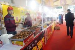 Shenzhen, China: Festival de las compras del Año Nuevo Fotografía de archivo libre de regalías