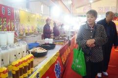 Shenzhen, China: Festival de las compras del Año Nuevo Foto de archivo